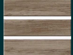 "Gresie portelanata tip parchet (imitatie lemn), 15×60 ""Maro N"""