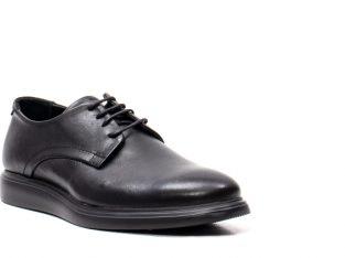 Pantofi barbati casual, piele naturala, M5439 – Otter