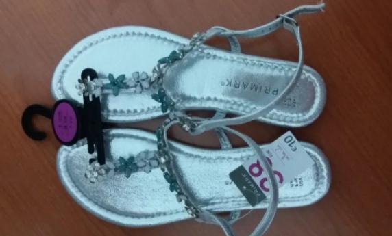 Sandale dama noi cu eticheta. Nr 38. Pret 25 lei