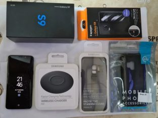 Telefon Samsung Galaxy S9 | G960F | 64 Gb | Black | Neverlocked