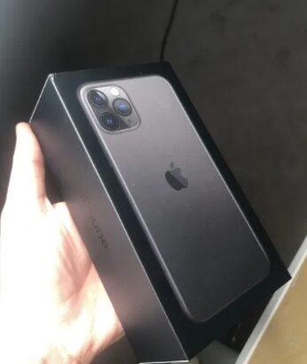 Telefon APPLE iPhone 11 Pro, 64GB, Space Grey