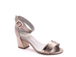 Sandale dama elegante piele naturala Epica oe8650 17-E, bronz – Epica