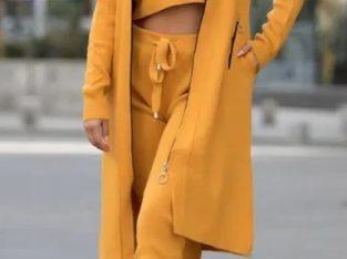 Compleu fashion 3 Piese