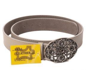 Curea dama, piele naturala – Real Leather