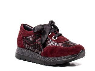 Pantofi casual dama, piele naturala, 202679SP/CRO – Catali
