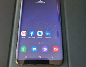 Telefon Samsung S8 plus dual sim 64Gb