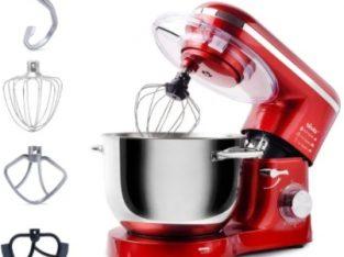 Robot bucatarie Mixer cu bol de 6L 1500W rosu – Resigilat