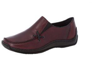 Pantofi casual dama,piele naturala L1783-36 – Rieker