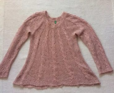 Pulover mohair