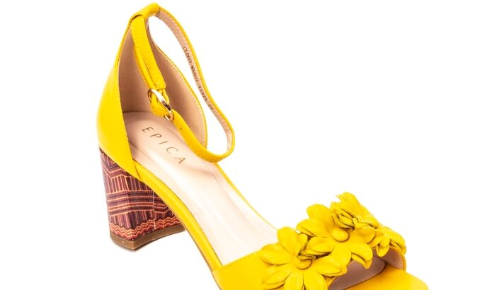 Sandale dama elegante, piele naturala, Y137T – Epica
