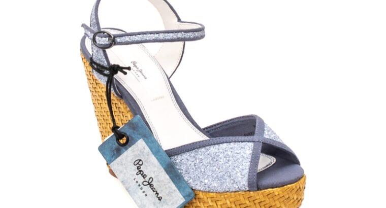 Sandale dama elegante, piele naturala, WALKER GLAM, 90298-585 – Pepe Jeans
