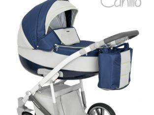 Carucior copii 2 in 1 Canillo Camarelo Cn-1