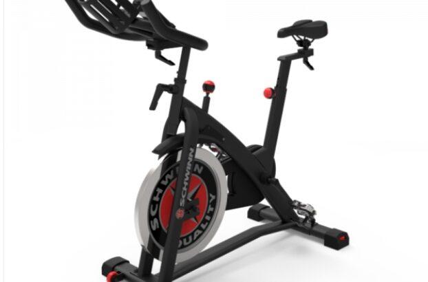 Bicicleta de spinning IC7 Schwinn