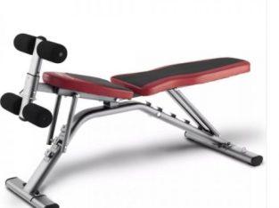 Banca universala abdomen G320 Optima BH Fitness