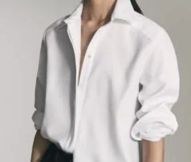 Camasa texturata, Massimo Dutti