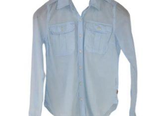Camasa Dama Ralph Lauren Jeans marimea XS Albastra Bumbac NN8