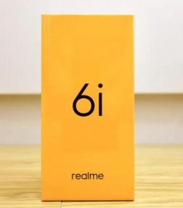 Oppo/Realme 6i Green 4 GB RAM 128 GB / Nou, Sigilat !