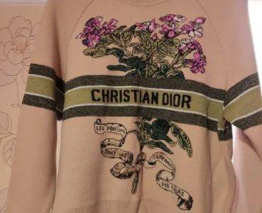 Christian Dior original pulover dama