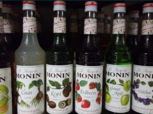 Sirop Premium MONIN