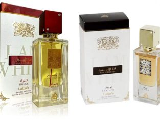 Apa de Parfum Dama Oriental Arabesc Ana Abiyedh Rouge Leather White
