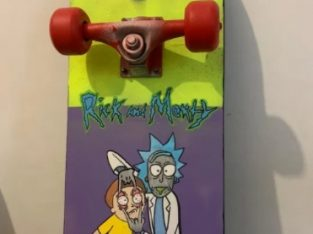 Skateboard custom made