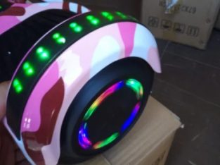 Hoverboard roz led
