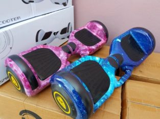Hoverboard Nou Cadru Inox