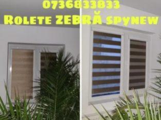 Jaluzele rolete ZEBRĂ spynew casetat