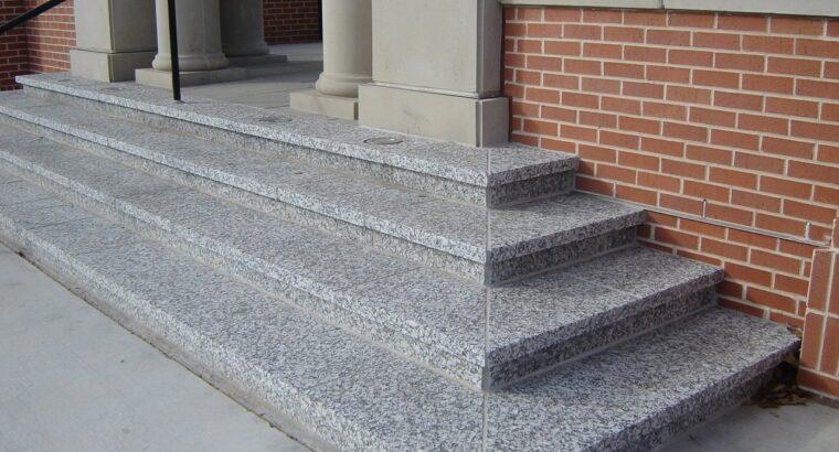 Trepte granit Cluj Napoca