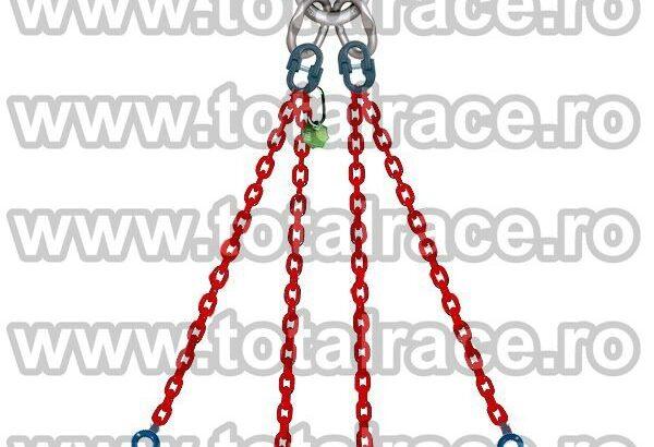 Dispozitive ridicare lant grad 100 cu 4 brate Total Race