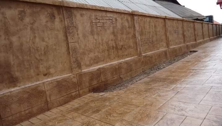 Preturi beton amprentat in județul Arges Oferta de pret pe m2 in judetul Arges Beton amprentat Pitesti Curtea de Arges Pavaje beton amprentat in Pitesti preturi mici in Pitesti