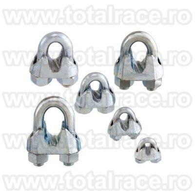 Brida cablu DIN 741 Total Race