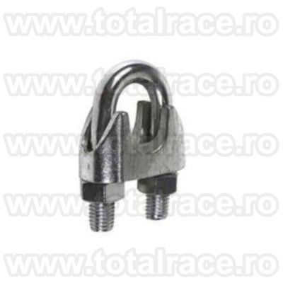 Bride zincate cablu tractiune Total Race