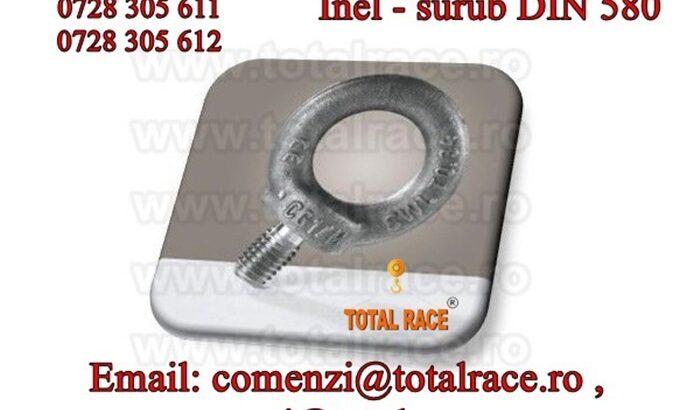 Inel de ridicat cu filet exterior DIN 580