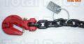 Dispozitiv complet lant ancorare 8 mm 4 tone lungimi la cerere