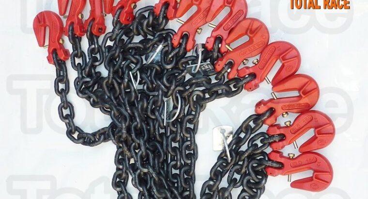 Sisteme de ancorare cu lanturi de rezistenta