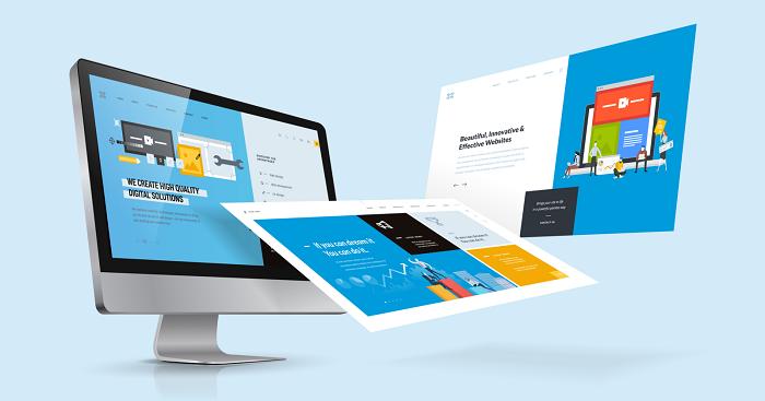 Realizam site-uri web de prezentare