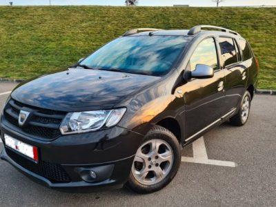 Vand Dacia Logan MCV 1.2i + GPL 2015 NAVIGATIE
