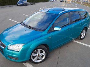 Focus Ghia 2.0-136cp – Navi Mare