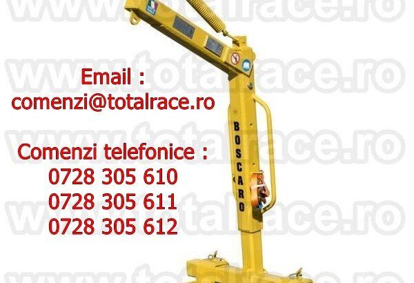Furci macara productie Italia Total Race