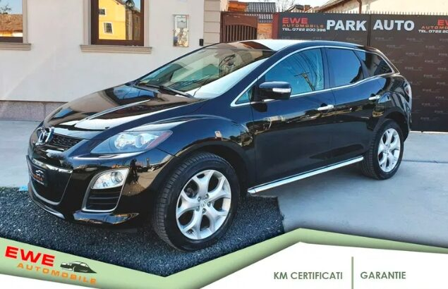 Mazda cx7 Full opțions An de fabricatie 2012