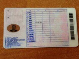 Cumpărați permisul de conducere Whatsapp:+27603753451 pașapoarte, diplome, cetățenie