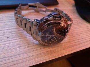 ceas Replica 1:1 Swiss Panerai Daylight Chronograph 6595 ref 00196