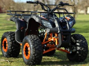 OFERTA DE VARA : ATV KXD MOTORS HUMMER LED M8, 2021, SEMI-AUTOMAT