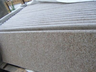 Placaj granit fiamat exterior interior Cluj Napoca