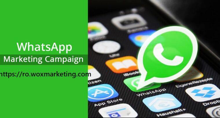 Mega Promovare pentru afaceri prin whatsapp si telegram