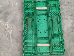 Lădițe pliabile din plastic la super preț