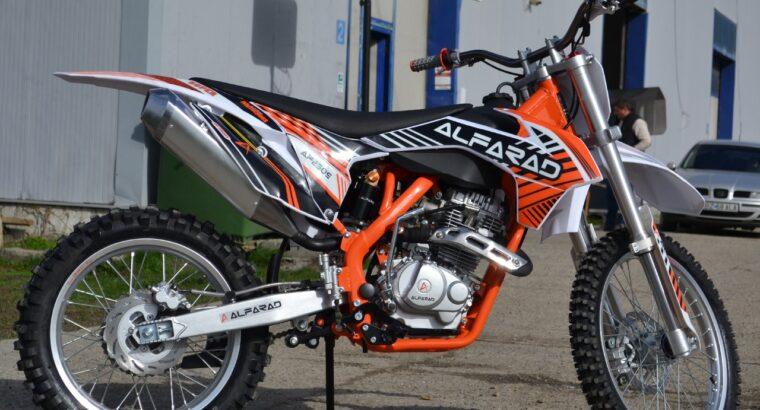 MOTOCICLETA ALFARAD 250CC# ROTI 21/18 INCH / MANUAL