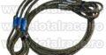 Cabluri legare cu mansoane presate