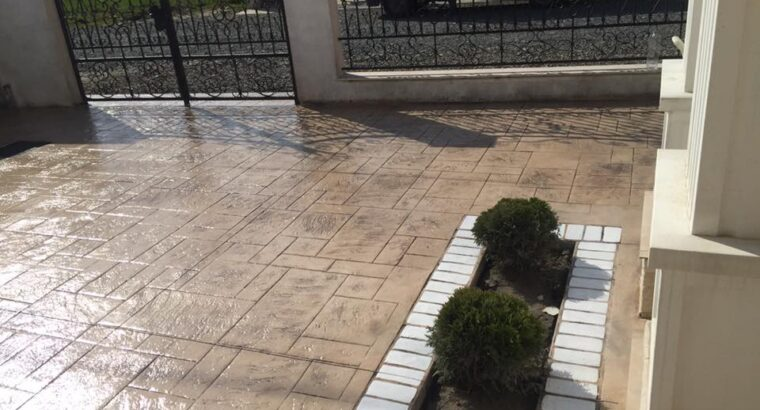Beton amprentat Cluj, Turda, Dej, Campia Turzii, Gherla -Beton dezactivat Cluj Napoca